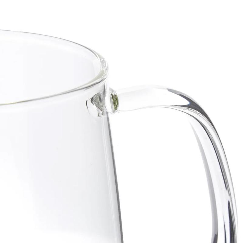 Tekop i glas. UNITEA fra Kinto. 510 ml