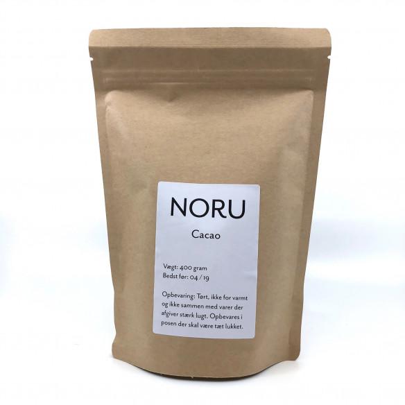 Verdens bedste kakao - 400 gram pulver fra NORU
