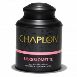 Bjergblomst te fra Chaplon Tea i dåse