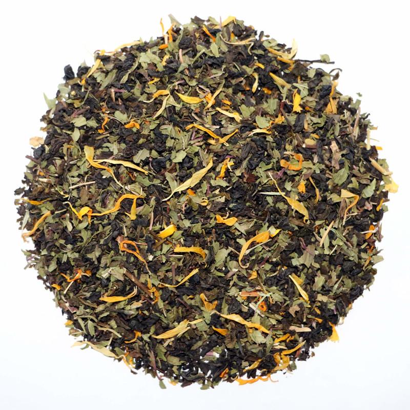 Mynte te te Chaplon Tea i tebreve