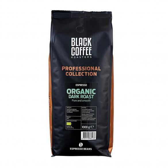 Organic Dark Roast fra Black Coffee Roasters