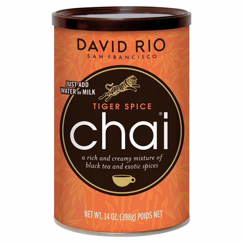 Tiger Spice Chai fra David Rio - 398 gram