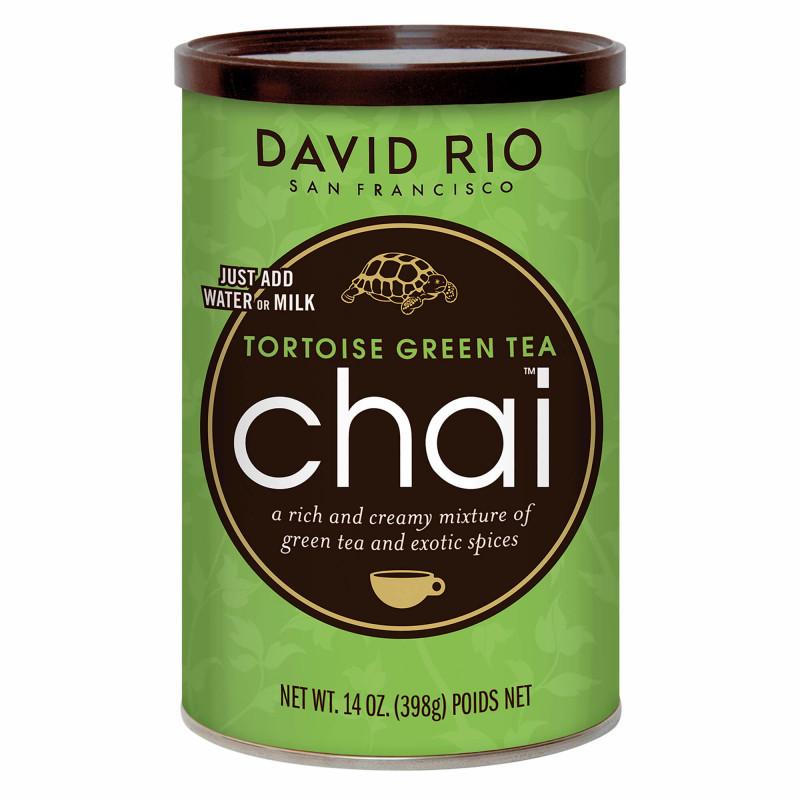 Tortoise Green Tea Chai fra David Rio, 398 gram.