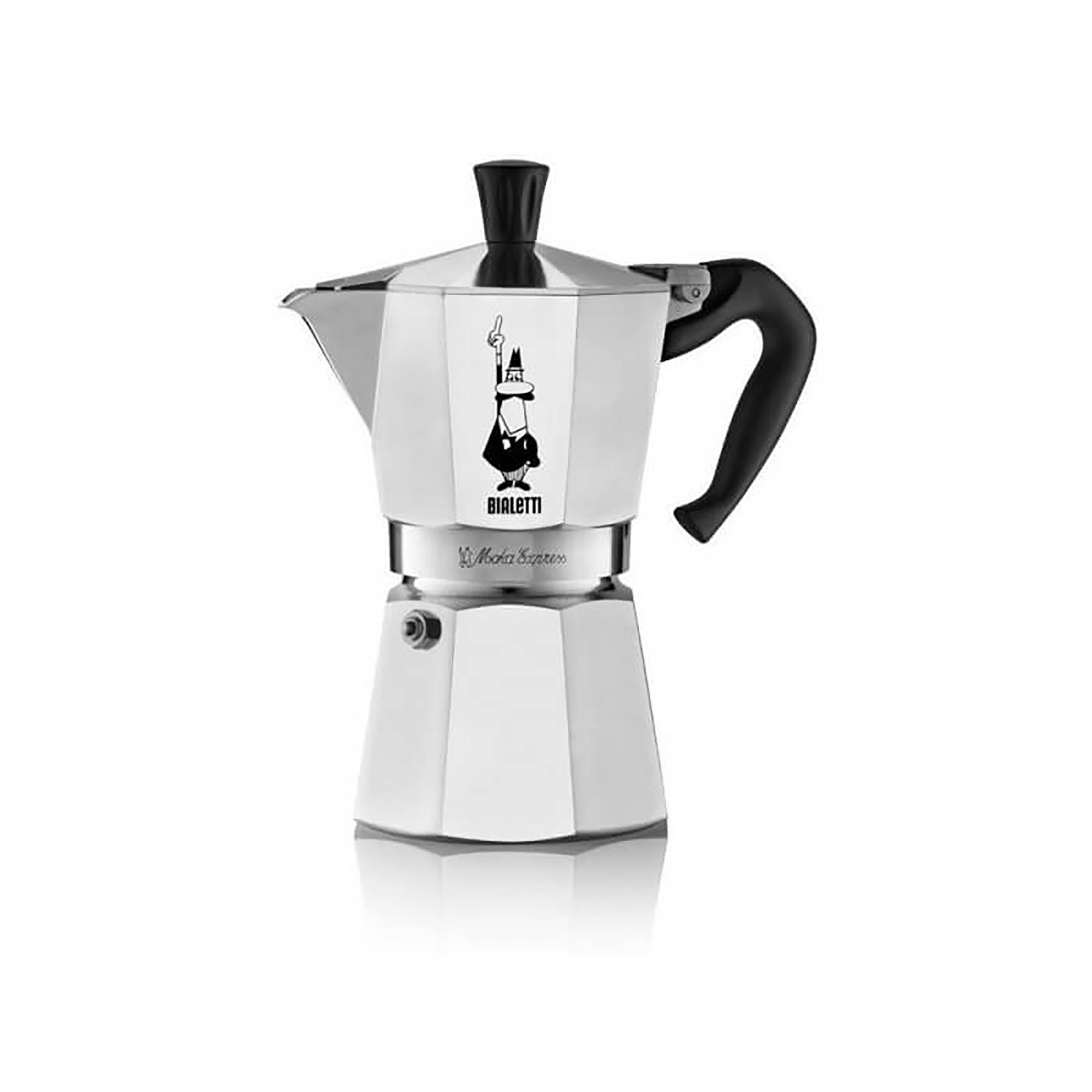 Billede af Moka Express espressokande - 6 kopper