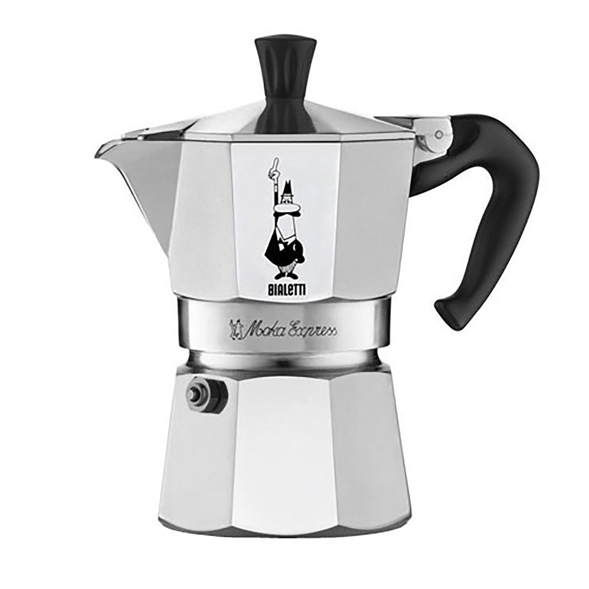 Billede af Moka Express espressokande - 3 kopper