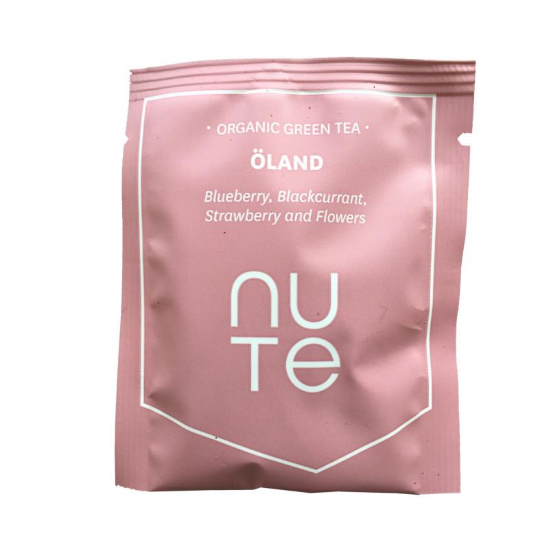 NUTE Green Öland - 10 tebreve
