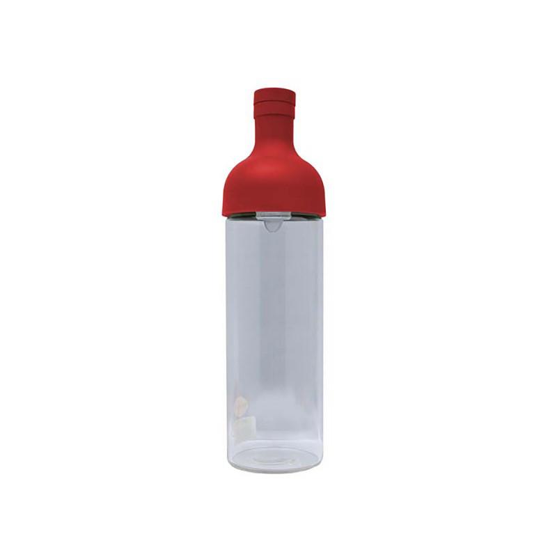 """Rød """"filter-in"""" koldbrygger til iste fra Hario, 0,75 l"""