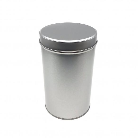 Sølvdåse rund, 500 gram