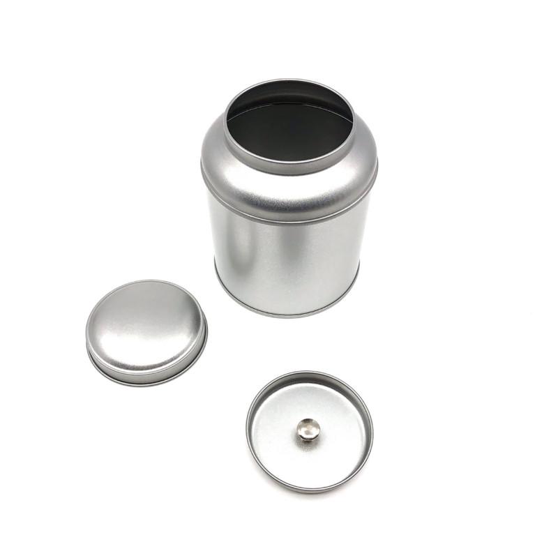 Sølv Rund Tedåse, 100 gram fra NORU