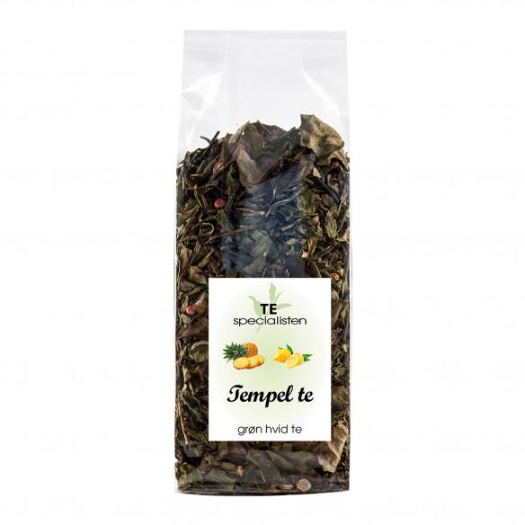 Grøn Hvid Tempel Te - Te Specialisten