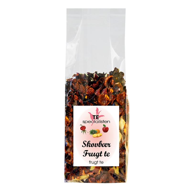 Skovbær Frugt Te - Te Specialisten