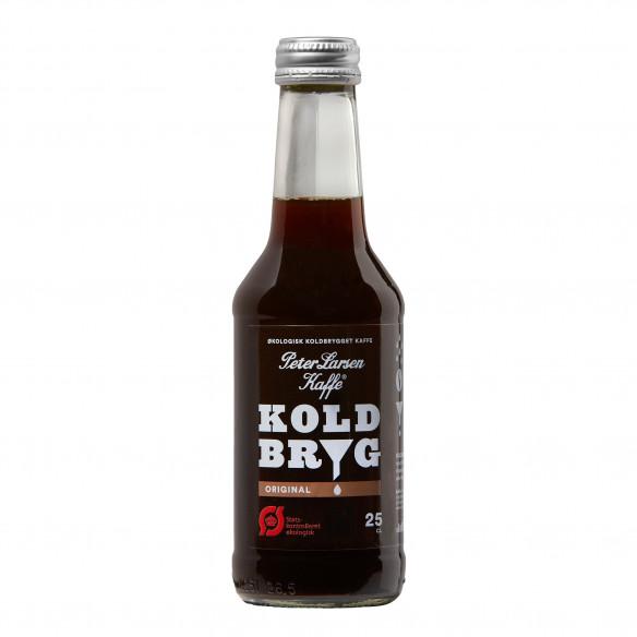 Økologisk Koldbryg Original (25cl) - Peter Larsen Kaffe