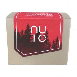 Jule gaveæske, 10 tebreve - NUTE