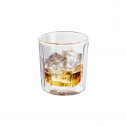 Dobbeltvægget glas på 300 ml fra Horwood - 2 stk i æske