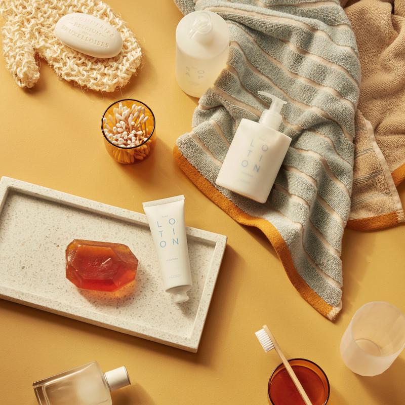 Kombinér alle de skønne ting fra Hübsch til din egen wellness oplevelse derhjemme
