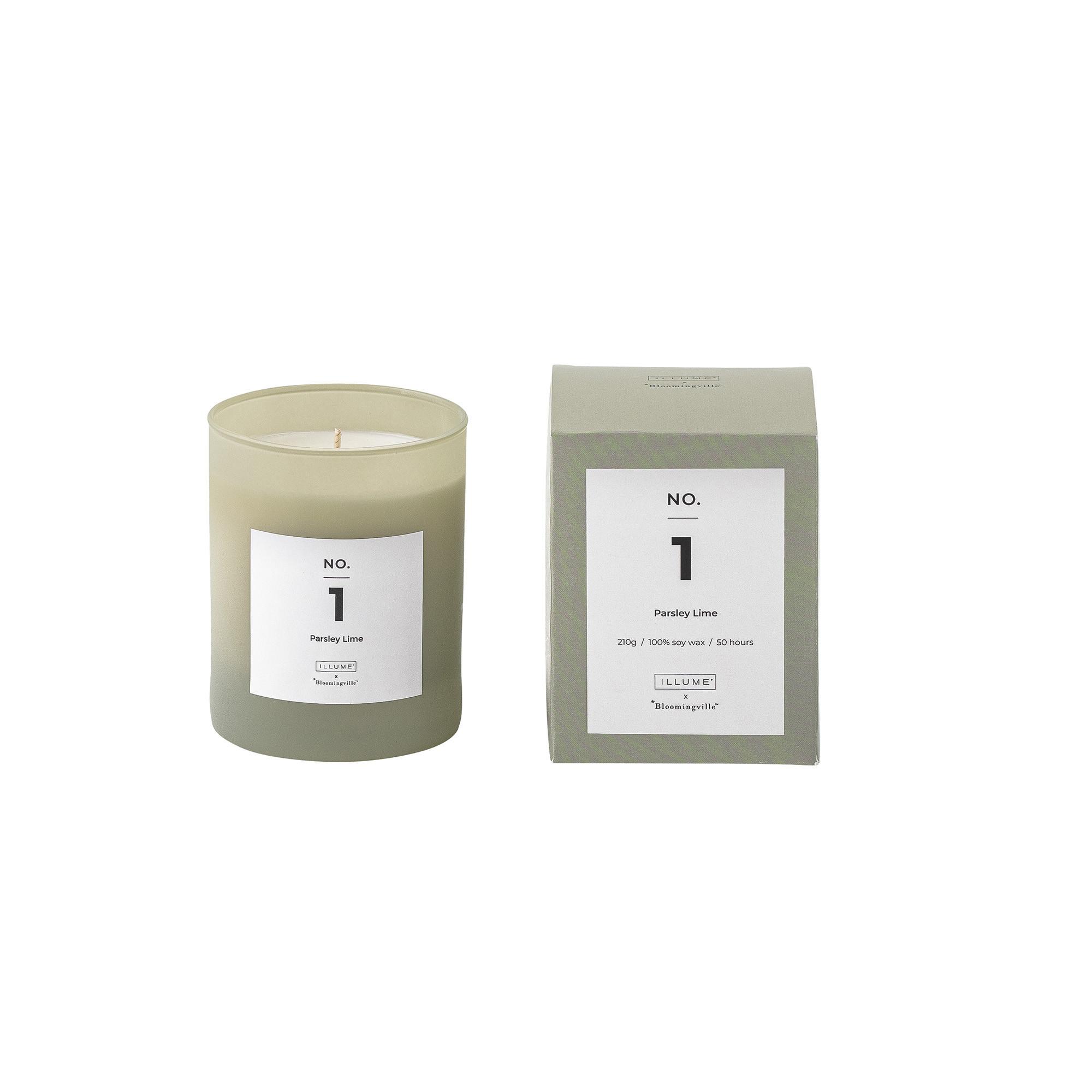 NO. 1 Duftlys – Parsley & Lime
