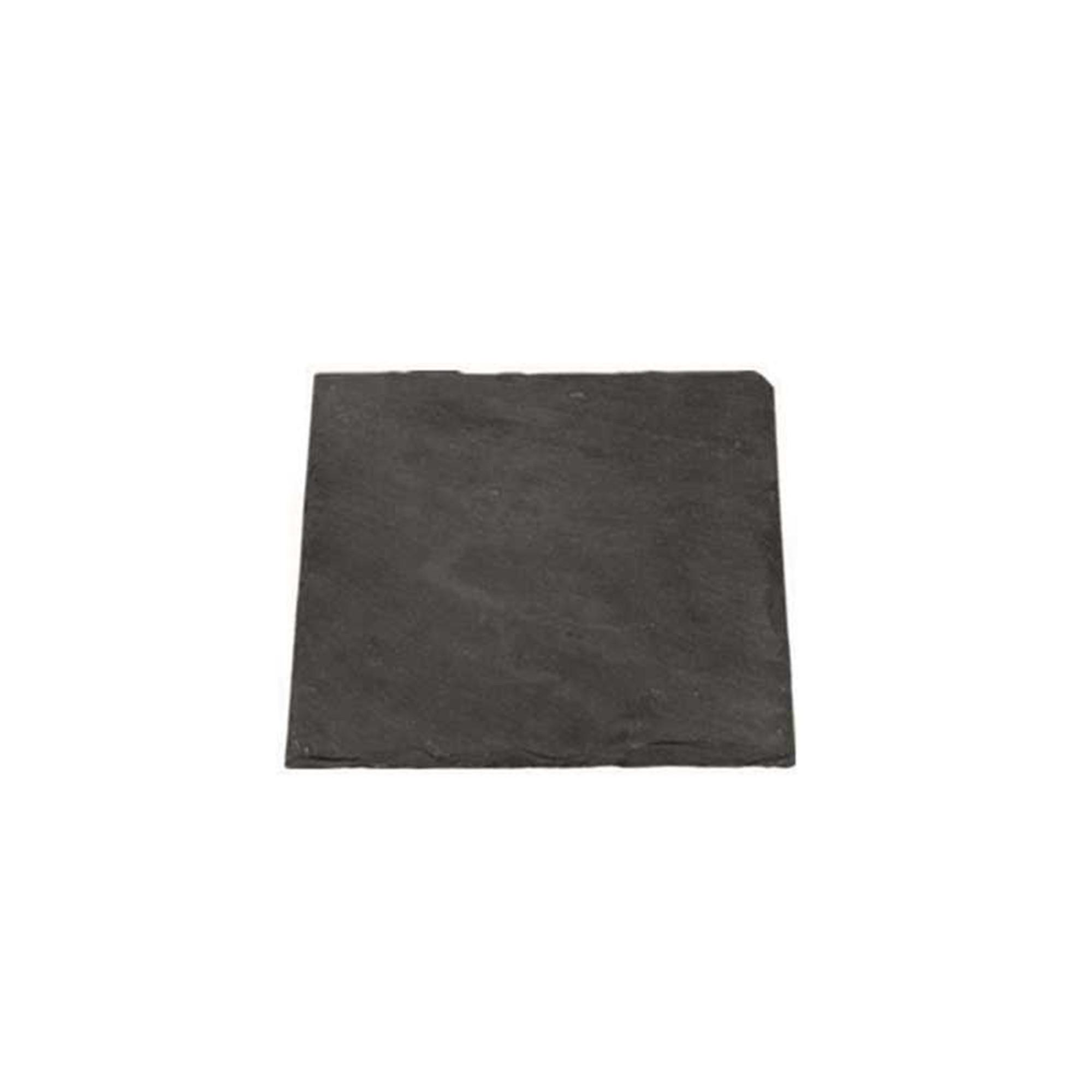 Skifer fad, firkantet – 15×15 cm
