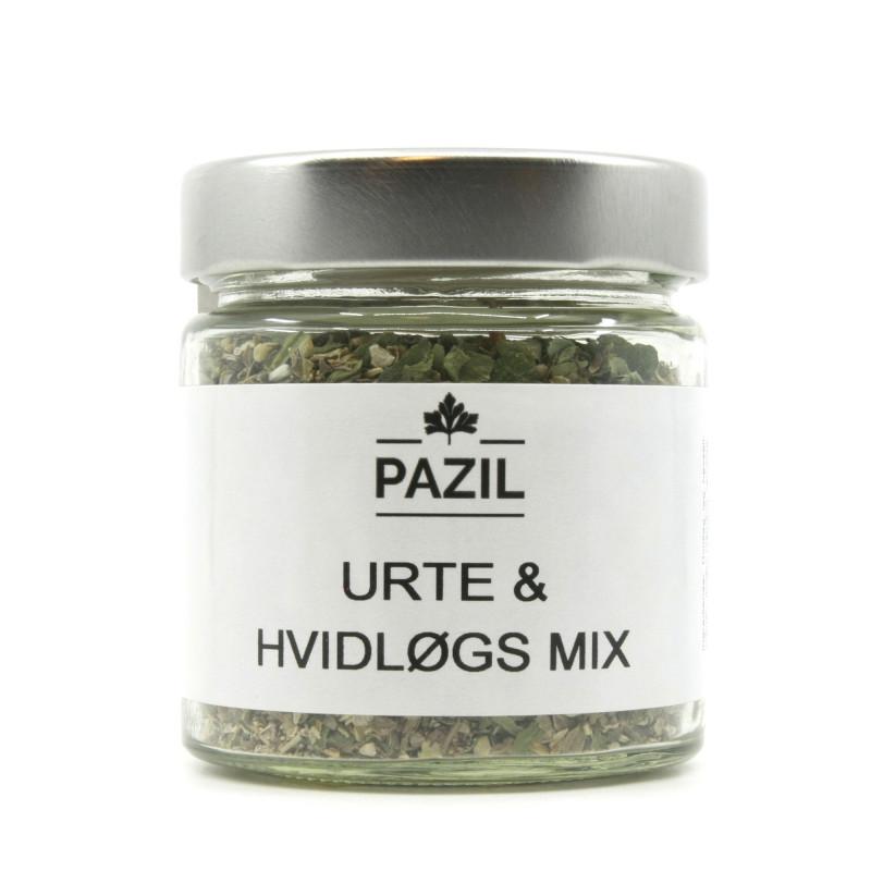 Urte & Hvidløgs Mix - Pazil
