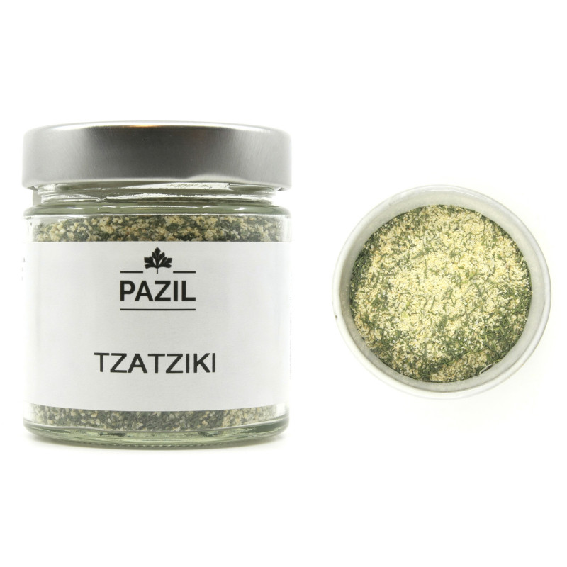 Tzatziki krydderiblanding fra PAZIL