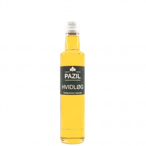 PAZIL koldpresset rapsolie med hvidløg