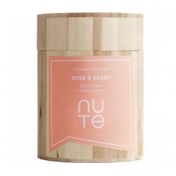 White Rose & Berry fra NUTE - 100 gram te i trædåse