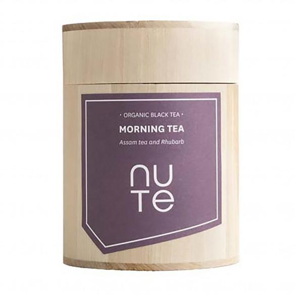 Morning Tea fra NUTE - 100 gram te i trædåse