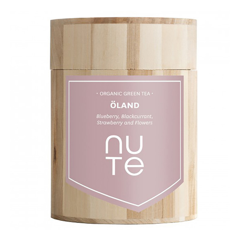 Green Öland fra NUTE - 100 gram te i trædåse