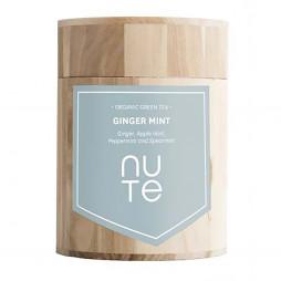Green Ginger Mint fra NUTE - 100 gram te i trædåse