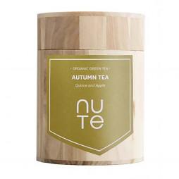 Green Autumn Tea fra NUTE - 100 gram te i trædåse