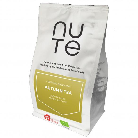 Green Autumn Tea fra NUTE - refill 100 gram