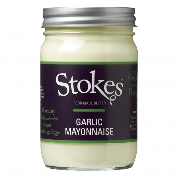 Stokes Garlic Mayonnaise - 345 gram