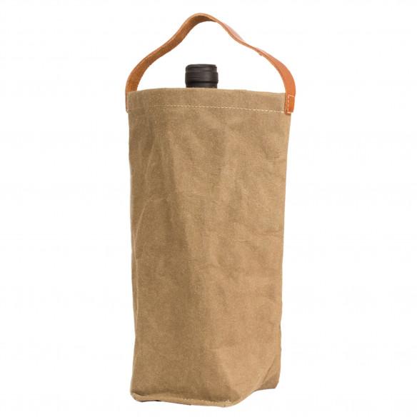 Vinpose i bæredygtig papir fra UASHMAMA - Natural