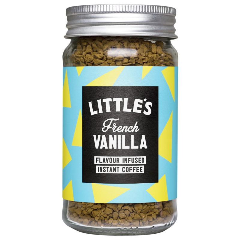 Little's French Vanilla Instant Coffee, 50 gram