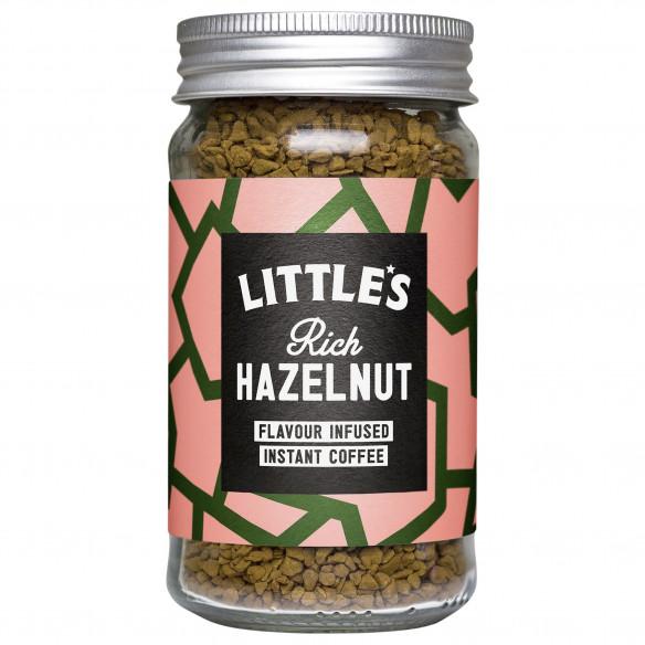 Rich Hazelnut Instant Kaffe fra LITTLE'S