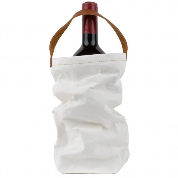 Vinpose i hvid fra UASHMAMA