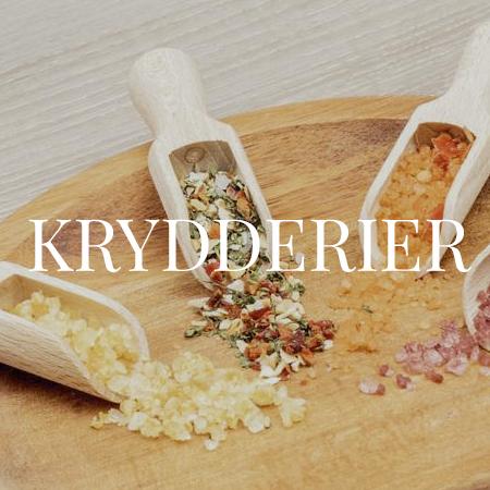 Find de skønneste krydderier fra danske brands
