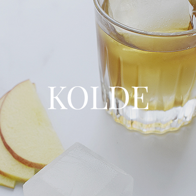Stort udvalg af skønne læskende drikke
