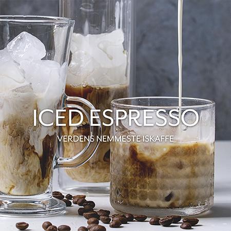 Se hele udvalget af ICED Espresso her